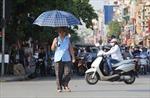 Hiệu ứng phơn hoạt động mạnh, miền Trung khô nóng
