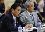 Ngoại trưởng Nhật - Trung hội đàm sau gần 2 năm