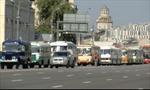 Độc đáo 90 năm xe buýt Moskva