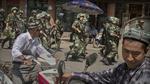 18 nghi phạm khủng bố đẫm máu ở Tân Cương ra đầu thú