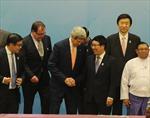 Ngoại trưởng Mỹ hối thúc hạ nhiệt căng thẳng ở Biển Đông