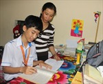Huỳnh Trung Nghĩa và ước mơ trở thành nhà toán học