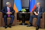 Tổng thống Putin giúp hạ nhiệt xung đột Nagorny Karabakh