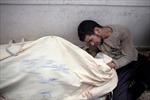Lạnh lẽo nhà xác ở Gaza