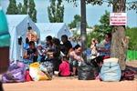 Người dân Ukraine sang Nga lánh nạn tăng mạnh