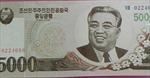Ảnh lãnh tụ Kim Nhật Thành biến mất khỏi tiền giấy mới của Triều Tiên