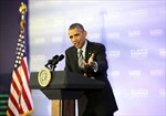 Mỹ khắc phục sự chậm trễ tại châu Phi