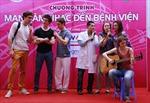 """""""Mang âm nhạc đến bệnh viện"""" đến Quảng Ninh"""