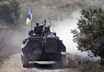 Quân đội Ukraine chiếm đầu mối xe lửa lớn nhất Donetsk