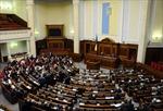 Ukraine thảo luận dự luật trừng phạt Nga