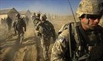 Hơn 2.200 lính Mỹ thiệt mạng ở Afghanistan