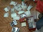 Triệt phá đường dây mua bán ma túy lớn