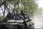 Ukraine cô lập hoàn toàn Lugansk với biên giới Nga