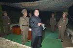 Ông Kim Jong-un hài lòng về vụ bắn thử rocket