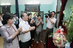 Lãnh đạo Đảng, Nhà nước dâng hương, tưởng nhớ Chủ tịch Hồ Chí Minh