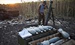 Nga phủ nhận tin Ukraine tấn công đoàn xe quân sự của nước này