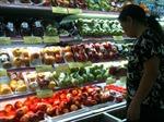 """Hoa quả nội """"lép vế"""" trong siêu thị"""
