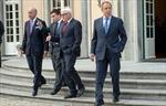 Đàm phán về khủng hoảng Ukraine đạt 'một số tiến triển'