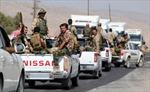 Người Kurd chiếm lại đập lớn nhất Iraq