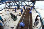 Hà Nội quyết định xây cầu đường sắt vượt sông Hồng