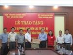 Tặng 25 bộ SeaGateway cho ngư dân Quảng Ninh