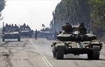 CHND Donetsk tự xưng công bố án tử hình