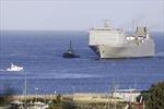 Hải quân Mỹ tiêu hủy toàn bộ vũ khí hóa học của Syria