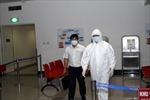 Hai người nước ngoài nghi nhiễm Ebola đã hết sốt