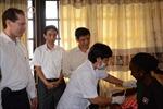 2 ca nghi nhiễm Ebola: Tiếp tục giám sát tại cộng đồng