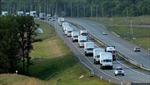Ukraine tiếp tục trì hoãn đoàn xe cứu trợ Nga