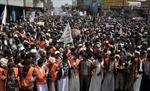 Hàng chục nghìn người Yemen biểu tình tại thủ đô