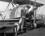 Người tiên phong cho phái yếu chinh phục những đường bay
