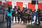 Mỹ rà soát chương trình trang bị vũ khí và đào tạo cảnh sát