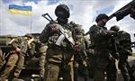 Quân đội Ukraine vào Làng Sen ở Odessa gọi nhập ngũ