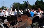 Ukraine: Lãnh đạo li khai tuyên bố phản công