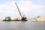 Hà Nội đấu giá khai thác cát tại mỏ Long Biên