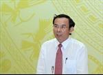 Bộ trưởng Nguyễn Văn Nên tiếp công dân khiếu nại thu hồi đất