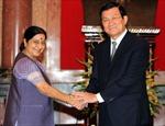 Quan hệ hữu nghị Việt Nam-Ấn Độ trước những triển vọng mới