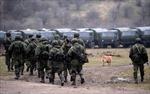 Nga phủ nhận binh sĩ cố tình xâm nhập biên giới Ukraine