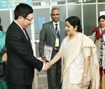 Quan hệ hữu nghị đặc biệt Việt - Ấn trước triển vọng mới