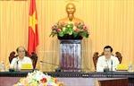 Ban Chỉ đạo Cải cách tư pháp Trung ương làm việc với Đảng đoàn Quốc hội