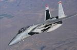 Tiêm kích F-15 rơi tại Virginia, Mỹ
