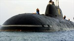 Tàu ngầm hạt nhân Nga chỉ sử dụng linh kiện nội địa