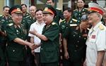 Sư đoàn đầu tiên của quân đội tròn 65 tuổi