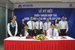 Ngân hàng MHB ký thỏa thuận hợp tác với Saigon co.op