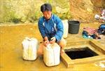 Hàng trăm hộ dân Cao Bằng ...khát