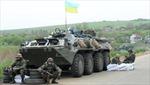 Bị vây, quân Ukraine chịu rút khỏi thành phố thuộc Donetsk