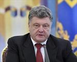 Tổng thống Ukraine hy vọng chiến sự chấm dứt đầu tháng 9
