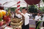 Chủ tịch nước dự lễ truy điệu, an tang hài cốt liệt sĩ hi sinh tại Nhơn Trạch