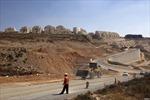 Israel công bố kế hoạch chiếm hữu 400 hécta khu Bờ Tây